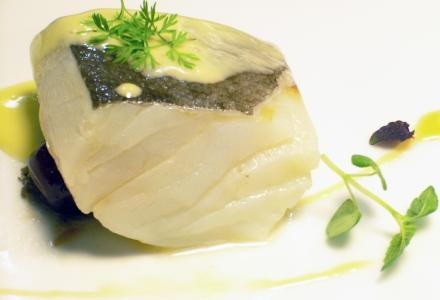 BOILED COD (TRADITIONAL RECIPE)