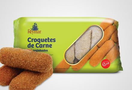 Meat croquettes - Precooked food